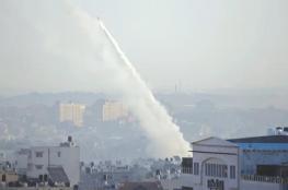 احصائية : الفلسطينيون اطلقوا 3.5 قذيفة يومياً على مستوطنات الغلاف