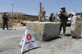 اسرائيل تزعم اصابة جندي بجراح في حادثة دهس جنوب الخليل
