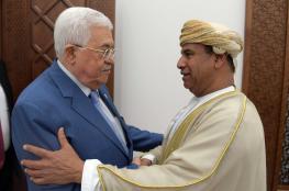الرئيس يستقبل سفير سلطنة عُمان لدى الأردن