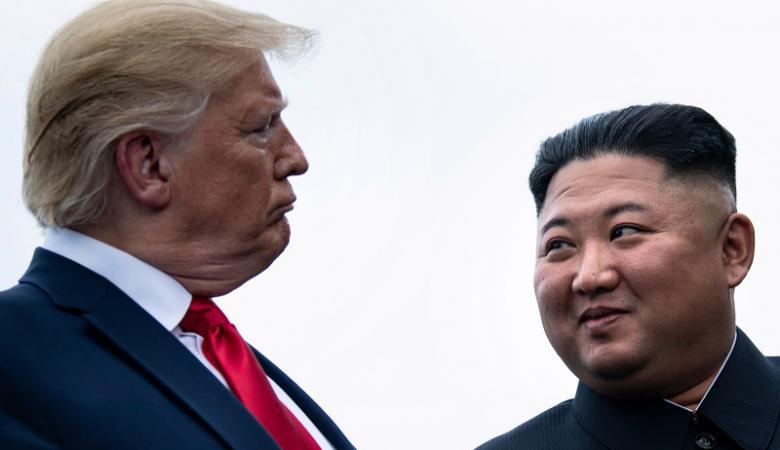 """ترامب يهدد كوريا الشمالية بخسارة """"كل شيء"""""""