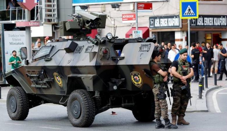 ارتفاع أعداد الألمان المعتقلين في تركيا