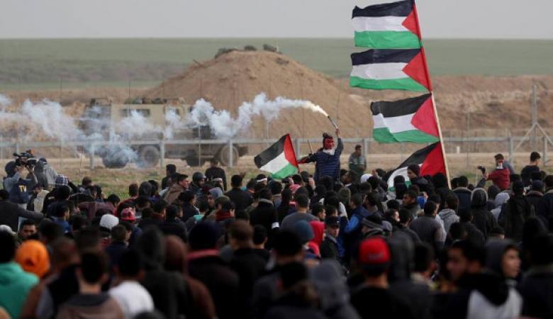 """غزة تستعد للمشاركة بجمعة """"فلسطين توحدنا والقدس عاصمتنا"""""""