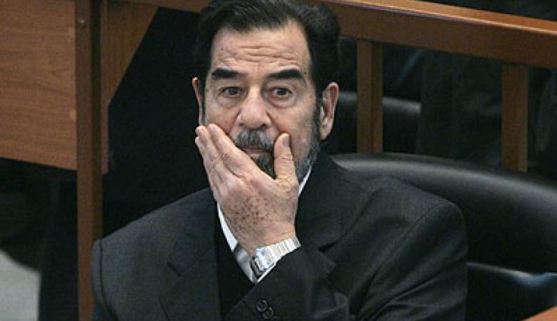 سر الاحتفاظ بدم صدام حسين في الثلاجة... تفاصيل خطيرة تكشف للمرة الأولى