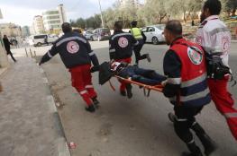 888 إصابة في جمعة الغضب بالمدن الفلسطينية
