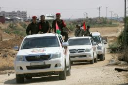 """اسرائيل تحذر حماس : """" التهدئة قد تتبخر """""""