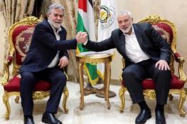 اجتماع لقيادتي حماس والجهاد الاسلامي في بيروت