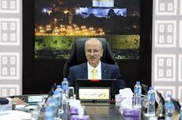 مجلس الوزراء يدين التصعيد الاسرائيلي على غزة