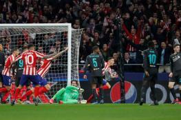في مباراة مثيرة... أتليتكو مدريد يهزم ليفربول في دوري أبطال أوروبا
