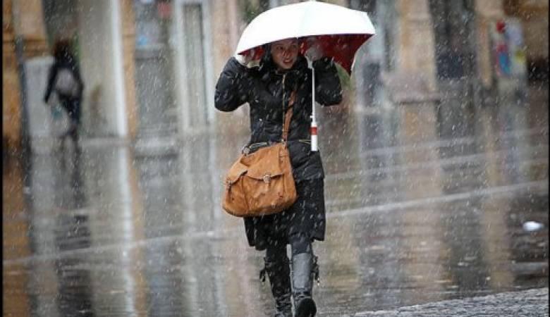 منخفض جوي عاصف وعميق ومحمل بالأمطار قادم الى فلسطين