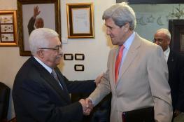 اجتماع بين الرئيس ووزراء خارجية فرنسا والولايات المتحدة في باريس