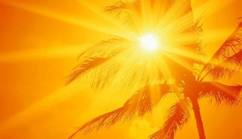 حالة الطقس: ارتفاع على درجات الحرارة حتى الإثنين