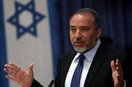 ليبرمان نسعى لاعادة جنودنا من غزة ولا حرب مع حزب الله