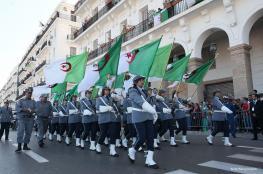 مطالبة بحظر رفع علم الجزائر في شوارع فرنسا