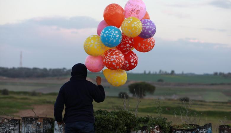 """""""اسرائيل """" : ردنا على البالونات سيكون مختلفا تماماً وقاسياً"""