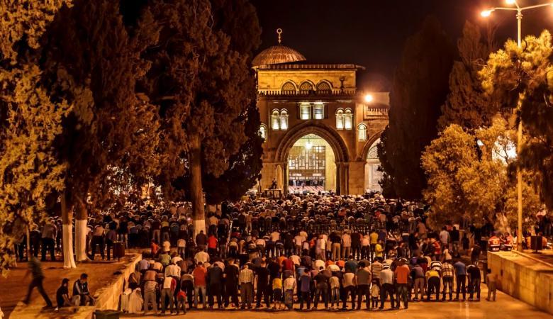 ديختر للملك عبد الله : الاقصى لن يكون مكة او المدينة