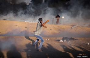 3 شهداء واصابة 35 آخرين خلال العودة في غزة