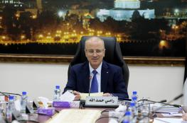 رئاسة الوزراء : اجراءات المستوطنين بحق الأقصى تنذر بأسوأ العواقب