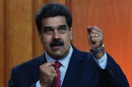 عبر قناة عربية.. مادورو يوجه تهديداً لأمريكا