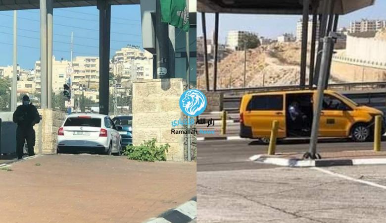 شاهد ..هذه حقيقية السماح للفلسطينيين بالدخول بمركباتهم الى القدس