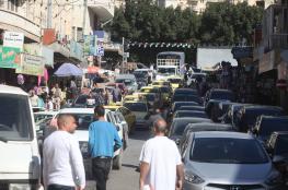 اطلاق حملة لتنظيم الأسواق وازالة التعديات في نابلس