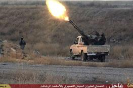 داعش يعود الى سوريا ...هجوم مفاجئ للتنظيم في دير الزور