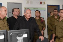 نتنياهو يتوعد :ان لم تنفهم حماس سنوقفها بطريقتنا
