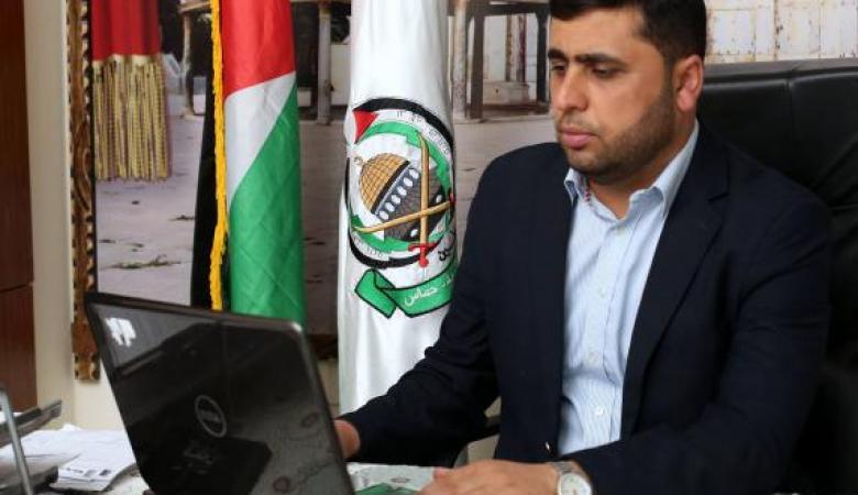 """حماس تطالب بتشكيل حكومة وحدة وطنية لمواجهة """"التحديات """""""