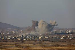 اتفاق بين النظام السوري والمعارضة على اخلاء المسلحين من مدينة القنيطرة