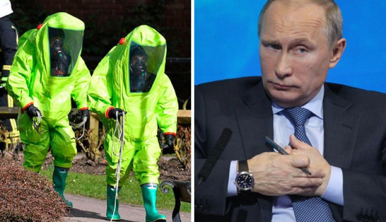 روسيا مصدومة وتتوعد بريطانيا بعدم الغفران والتسامح
