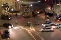 قوات الاحتلال تقتحم مدينة سلفيت (صور )