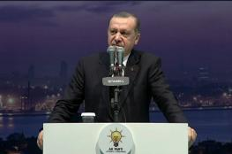 أردوغان : مستمرون في دعم قطر ولن نتركها