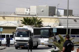 """قوات القمع تقتحم قسم 3 في """"عسقلان"""" وتحطم مقتنيات الأسرى"""