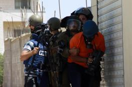 557 انتهاكا إسرائيليا بحق الاعلاميين الفلسطينيين