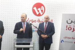 الوطنية موبايل تُطلق مشروع بناء شبكتها في قطاع غزة