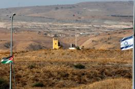 """الاحتلال يغلق بوابة الدخول إلى """"الباقورة"""" الأردنية"""