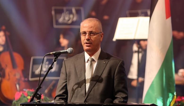 الحمد الله يطالب بحماية دولية للشعب الفلسطيني