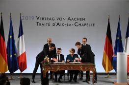 خطة صناعية المانية فرنسية لمواجهة المد الصيني