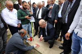الحمد الله: لن تستطيع إسرائيل باحتلالها ومستوطناتها أن تلغي حقنا في أرضنا