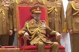 السلطان قابوس يسافر الى بلجيكا لاجراء فحوصات طبية