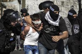 الاحتلال يفرج عن أصغر أسير فلسطيني