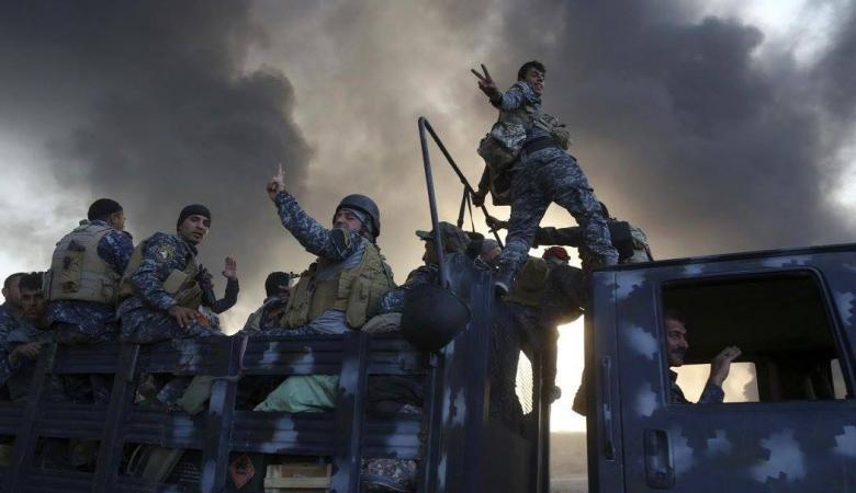 لأول مرة..القوات العراقية تتوغل في حدود الموصل الإدارية