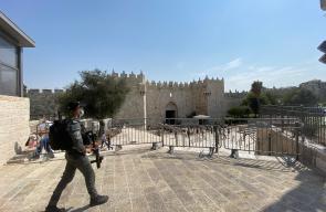 اغلاق القدس لمدة 3 اسابيع لمكافحة تفشي وباء كورونا
