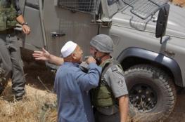 الاحتلال يصادر  أكثر من 274 دونم غرب رام الله