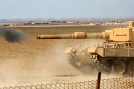 مقتل واصابة 6 ضباط وجنود سورييين باشتباكات مع الجيش التركي