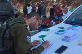 اعتقال أكثر من 200 عامل فلسطيني بالداخل المحتل