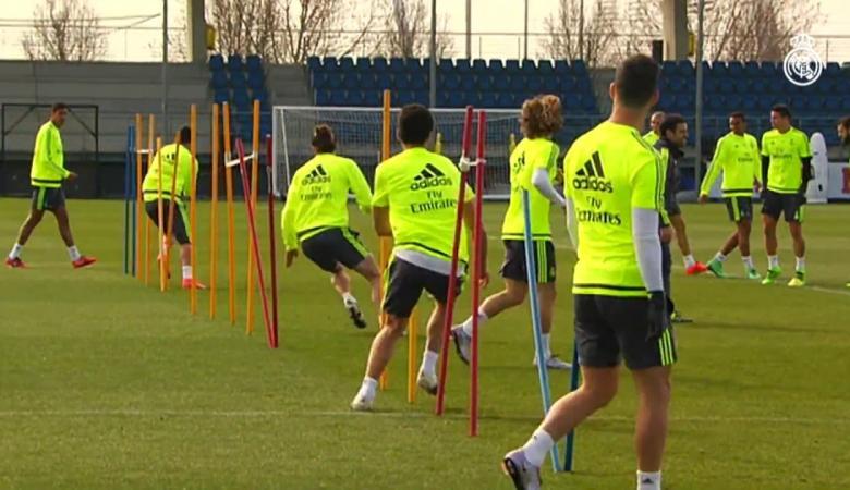 ريال مدريد يضع قائمة لاعبين للبيع