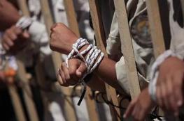 هيئة الأسرى: وحدات القمع الاسرائيلية تجري اقتحامات وتفتيشات في سجني ريمون وجلبوع