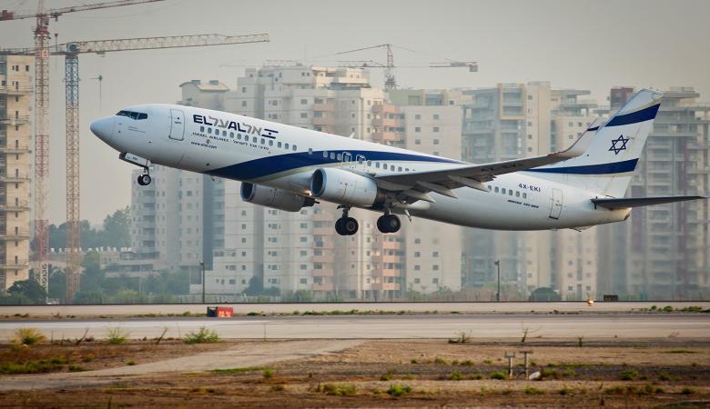 """""""إسرائيل"""" تجمع معلومات عن الرحلات الجوية لأغراض أمنية"""