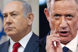 غانتس يهزم نتنياهو في استطلاعات الرأي الاسرائيلية