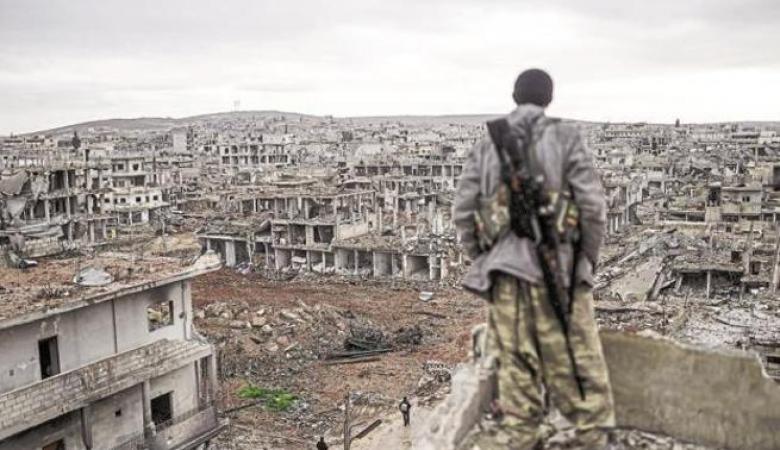 الولايات المتحدة تضع شروطا لتمويل اعادة اعمار سوريا